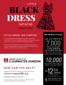 Little Black Dress Initiative JLCD 2021