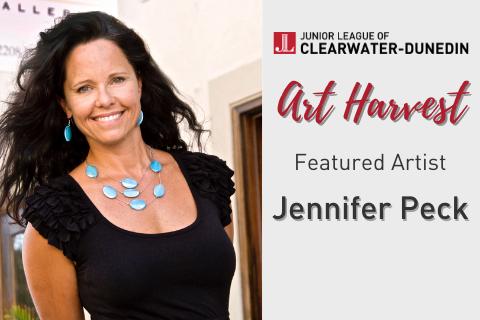 Jennifer Peck Featured Artist